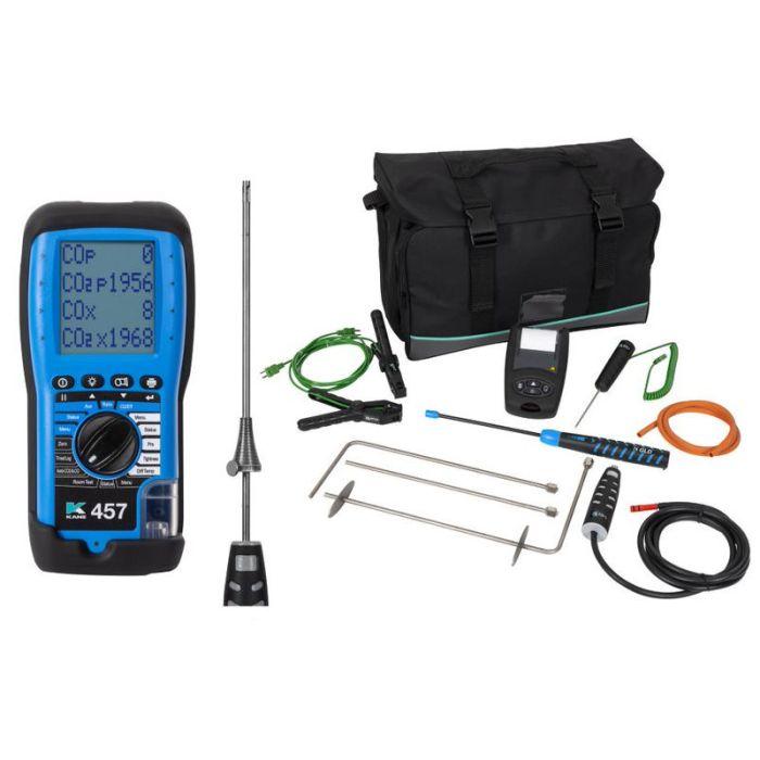 Kane 457 CPA1 Combustion Analyser Kit