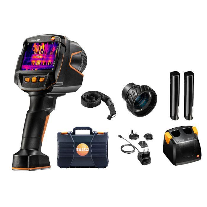 Testo 883 Thermal Imaging Camera Kit