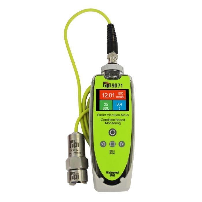 TPI 9071 Vibration Analyser