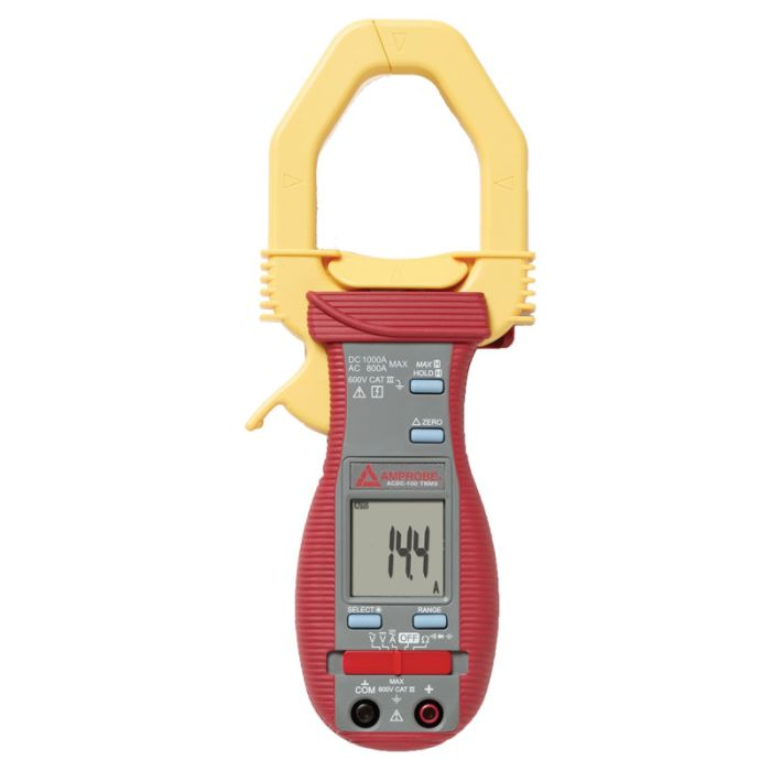 Amprobe ACDC-100 1000A AC/DC Clamp-On Multimeter