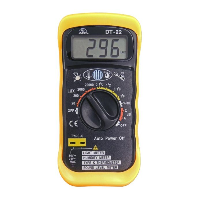 ATP DT-22 Compact 4 in 1 Environment Meter
