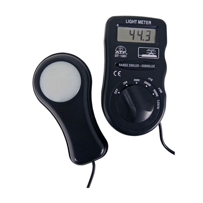 ATP LX-1301 Light - Lux - Foot-candles Meter