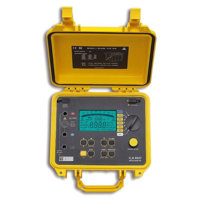 Chauvin Arnoux CA 6547 5kV Insulation Tester