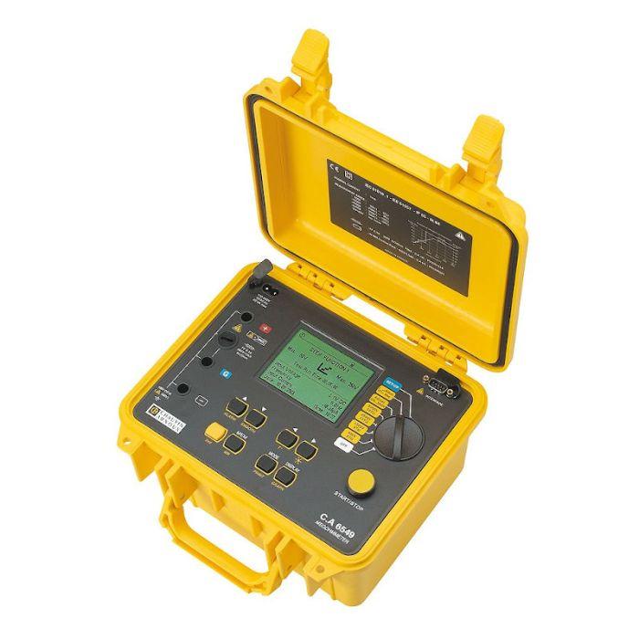 Chauvin Arnoux CA 6549 5kV Insulation Tester