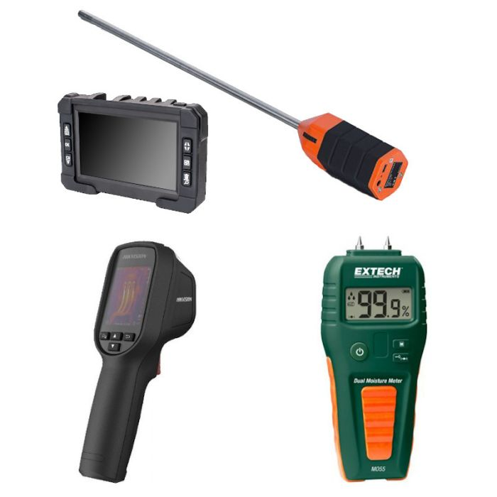 Cavity Insulation Installation and Inspection Solution (Choice of Kit)