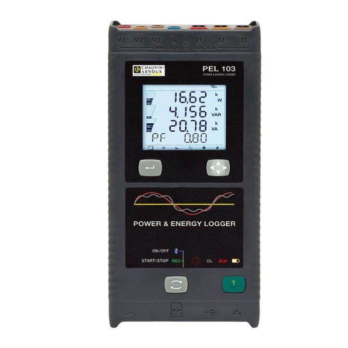 Chauvin Arnoux PEL103 Energy Logger