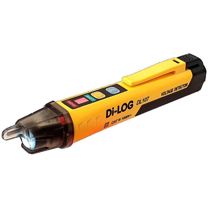Di-Log DL107 1000V Non Contact Voltage Detector