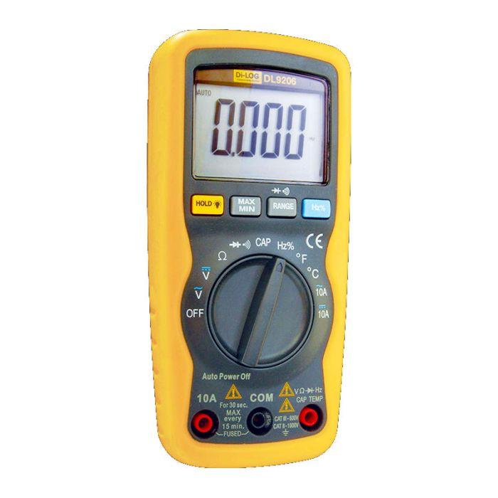 Di-Log DL9206 1000V Compact Digital Multimeter