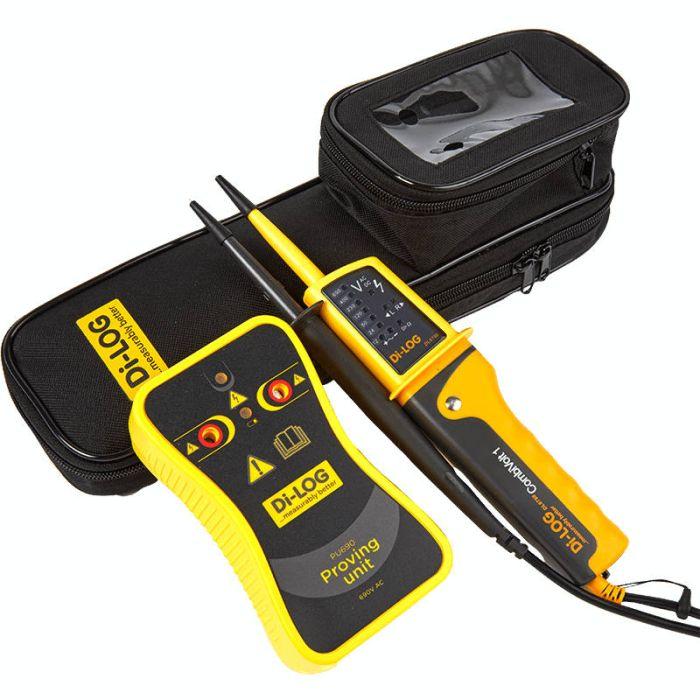 Di-LOG DLPK6780 CombiVolt 1 Voltage Indicator & Proving Unit Kit