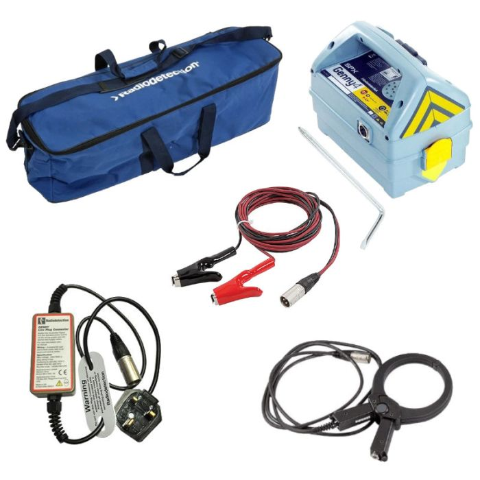 RadioDetection Electricians Accessory Pack - UK