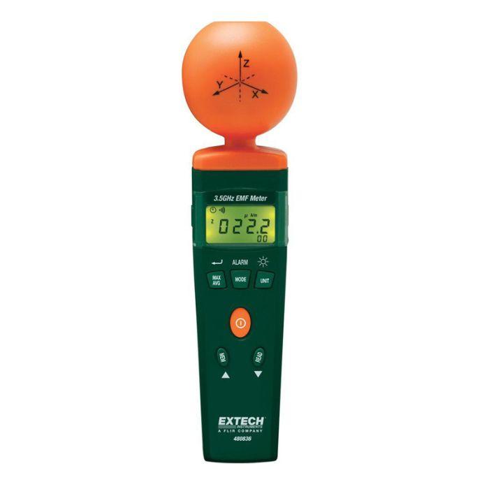 Extech 480836 3.5GHz RF EMF Strength Meter