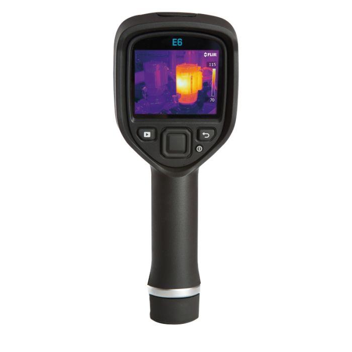 Flir E6 XT Thermal Imaging Camera with Wi-Fi