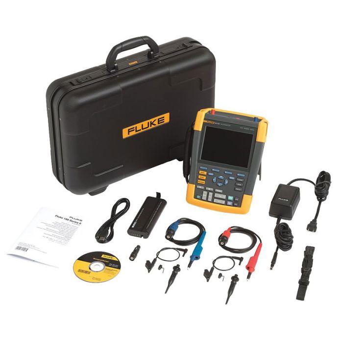 Fluke 190-504/S Colour ScopeMeter Test Tool Kit