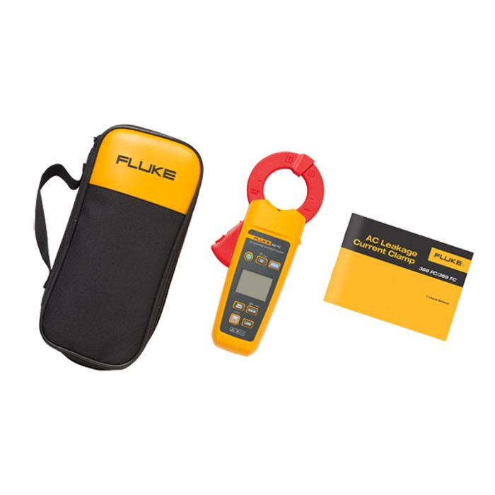 Fluke 368 Fc Wireless Leakage Current Clamp Meter - 40mm Jaw