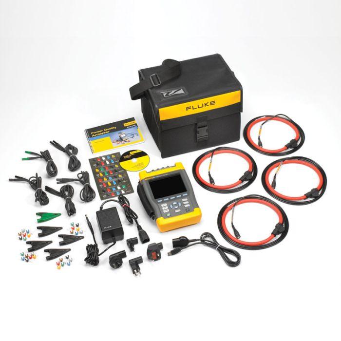 Fluke 434 Series II Power Quality and Energy Analyzer