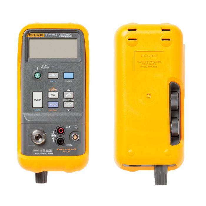 Fluke 719 30G Electric Pressure Calibrator 30PSI