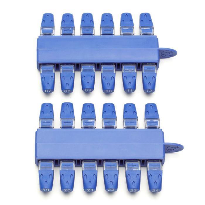 Ideal 158051 Kit of 24 RJ45 Identifiers