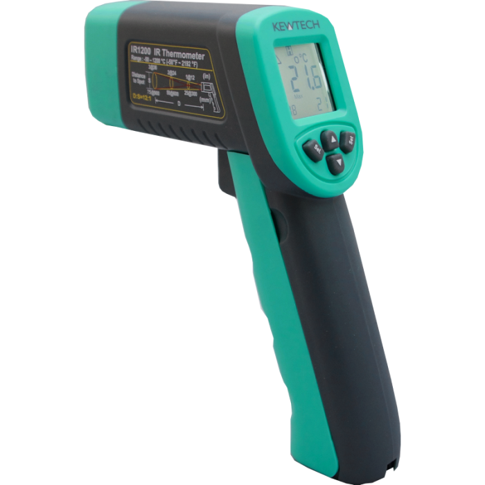 Kewtech IR 1200 Infrared Thermometer