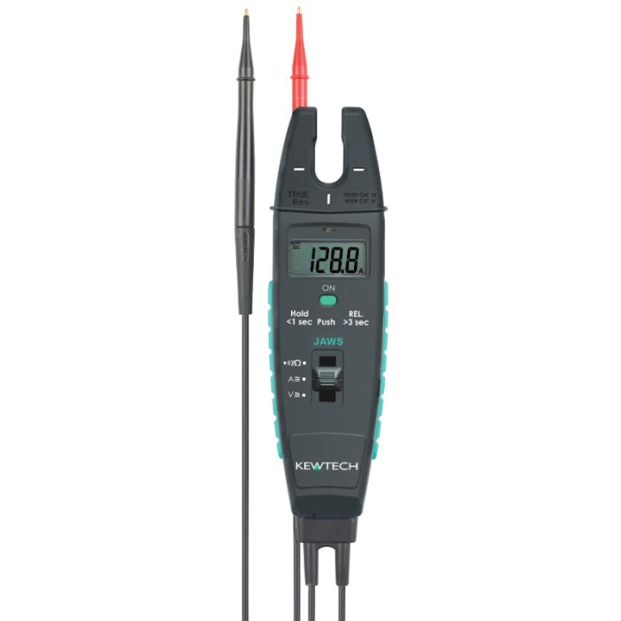 Kewtech JAWS Open Jaw Current And Voltage Tester