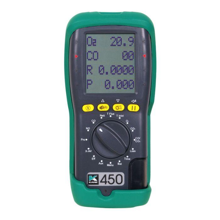 Kane 450 Commercial & Domestic Boiler Analyser