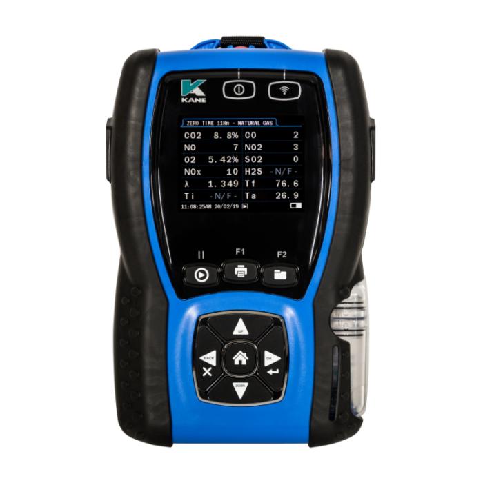 Kane975 Industrial Flue Gas Analyser
