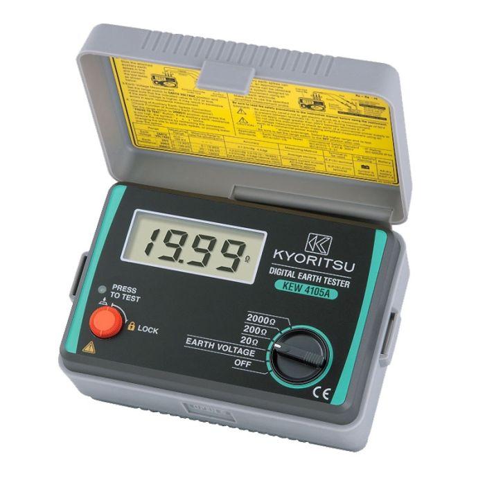 Kewtech Earth Resistance Tester 4105A