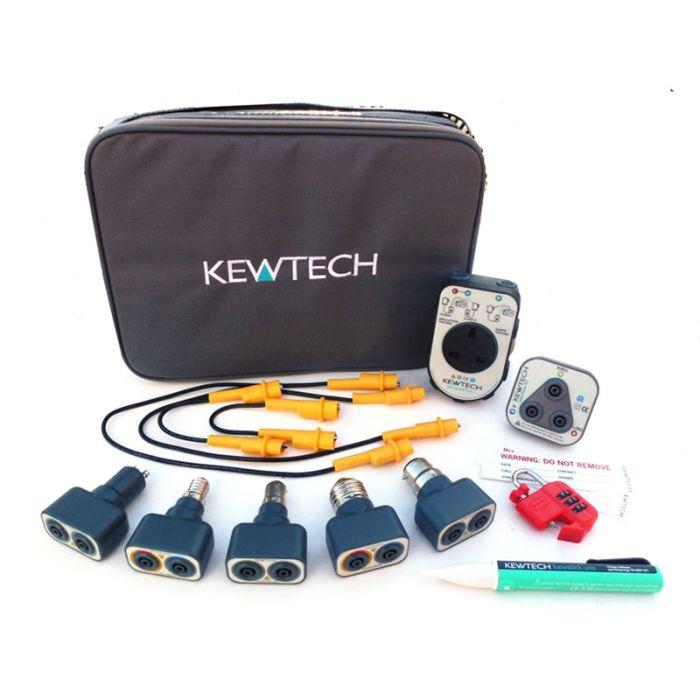 Kewtech KEWTK1 Testing Accessory Kit