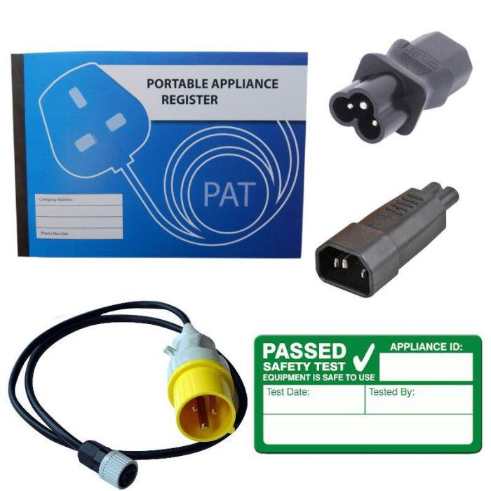 Kewtech SmartPAT Accessories Kit