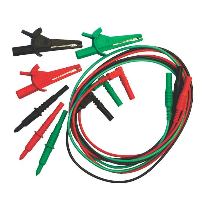 Di-Log LS3W9073 3 Wire Lead Set for multi function testers
