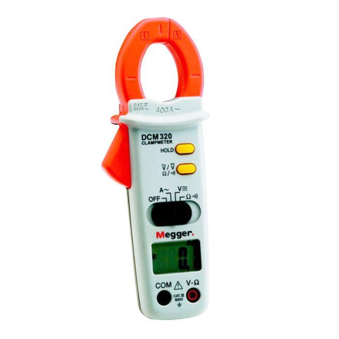 Megger DCM320 Digital Clamp Meter