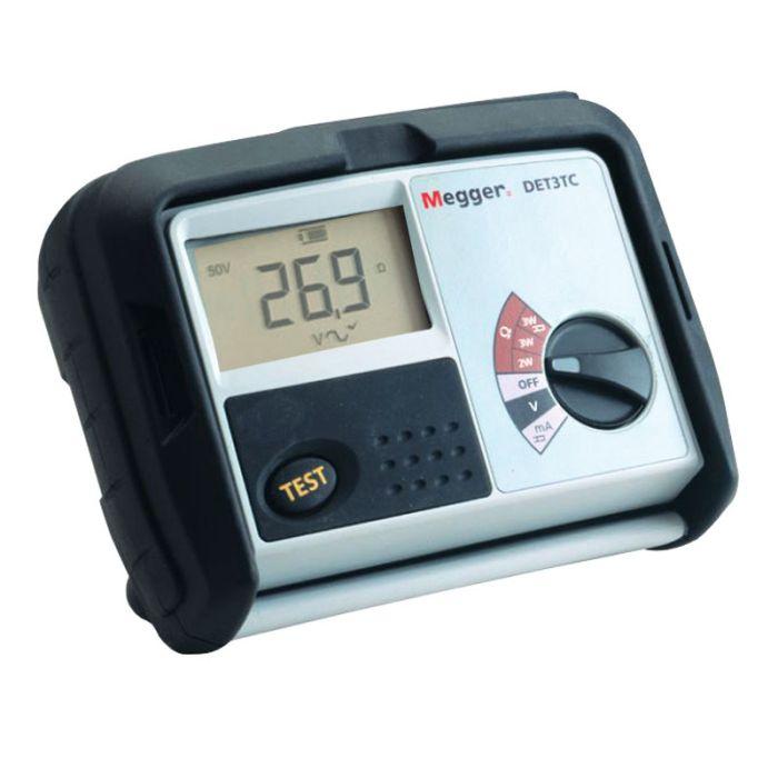 Megger DET3TD Earth Tester