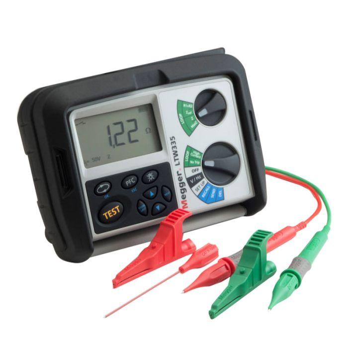 Megger LTW335 Loop Tester