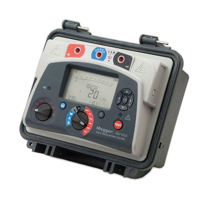 Megger MIT1025-UK 10 kV Diagnostic Insulation Resistance Tester