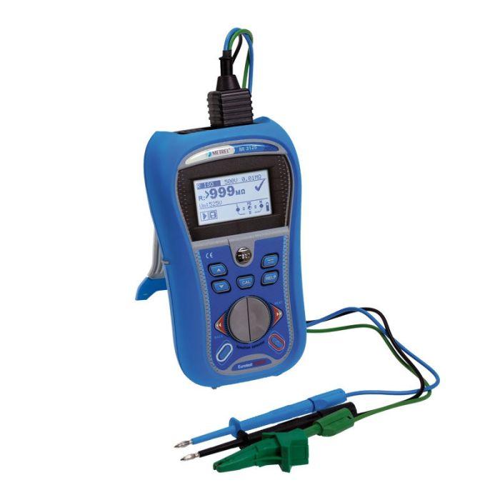 Metrel MI 3125 BT Eurotest Combo Multifunctional Tester