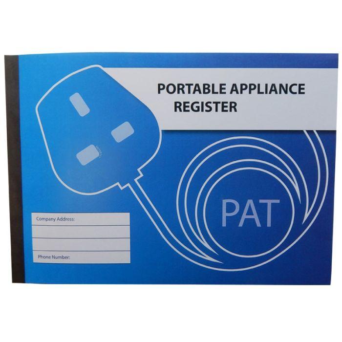 Portable Appliance Testing Register (PAT Register)