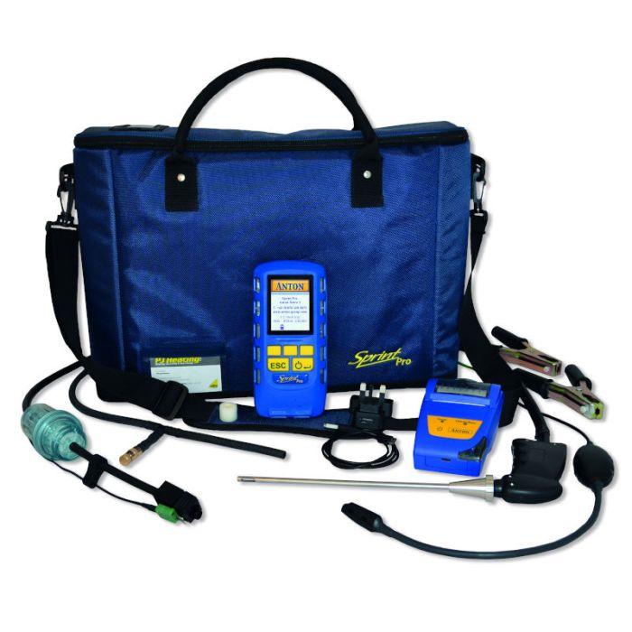 Anton Sprint Pro4 Kit A Multifunction Flue Gas Analyser Kit