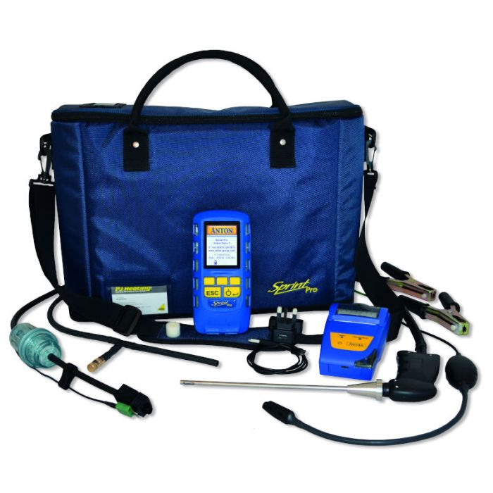 Anton Sprint Pro5 Kit A Multifunction Flue Gas Analyser