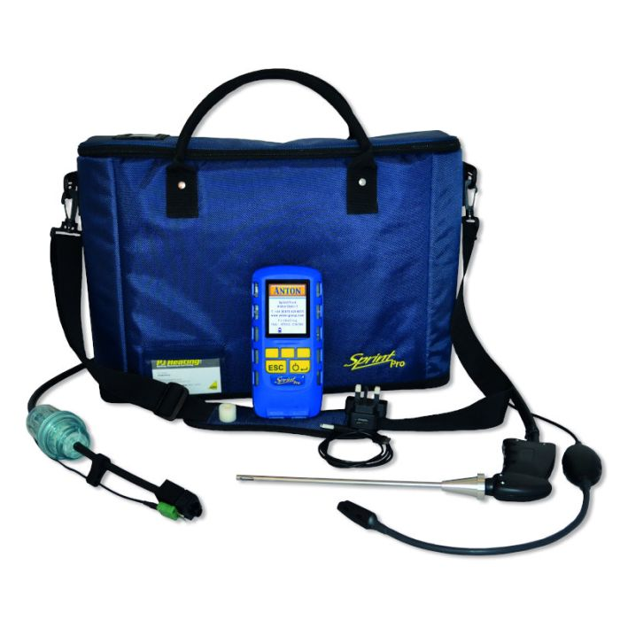 Anton Sprint Pro6 Multifunction Flue Gas Analyser (with NO & CO2)