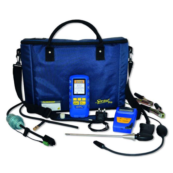 Anton Sprint Pro6 Kit A Multifunction Flue Gas Analyser