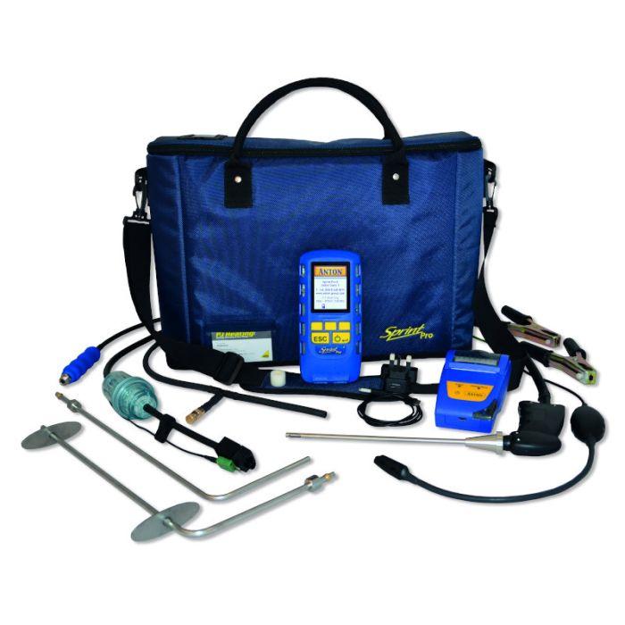 Anton Sprint Pro6 Kit B Multifunction Flue Gas Analyser Kit