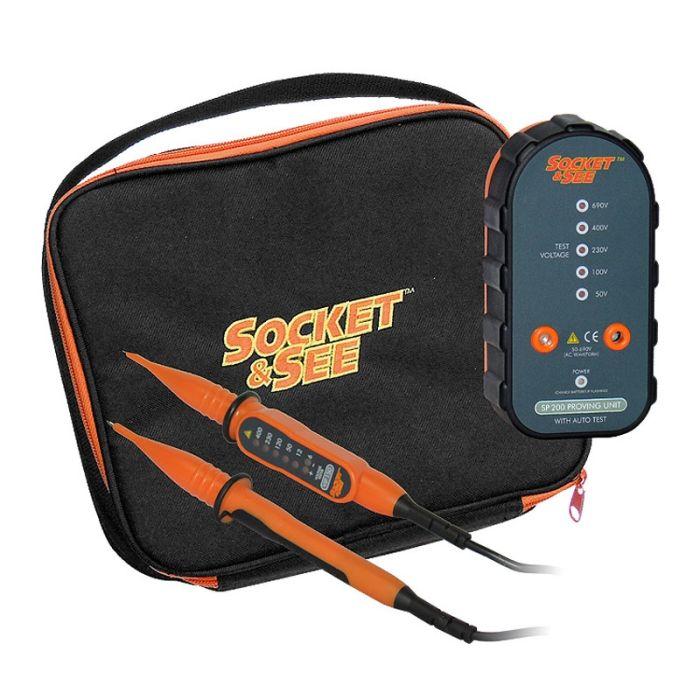 Socket & See VIPUKIT2 Safe Isolation Kit 2