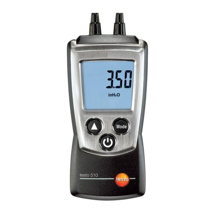 Testo 510 Digital Manometer 0563 0510