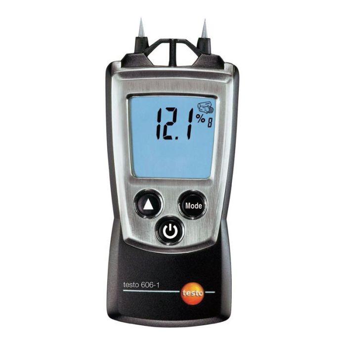 Testo 606-1 Material Pocket Moisture Meter 0560 6060