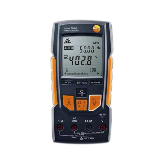 Testo 760-2 TRMS Multimeter 0590 7602