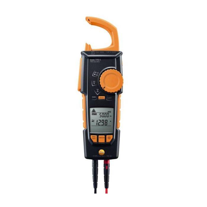 Testo 770-1 TRMS Clamp Meter