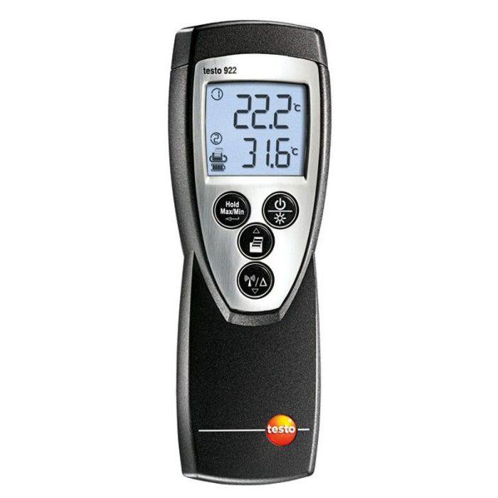Testo 922 HVAC Kit Fast Action Type K Thermometer 300563 9221