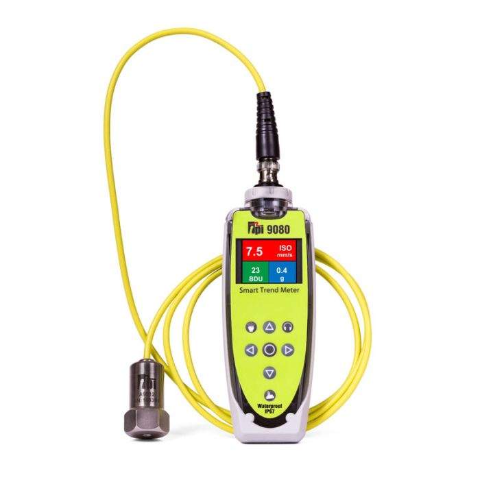TPI Smart Trend 9080 Vibration Meter (Standard)