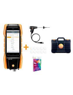 Testo 300LL Longlife Flue Gas Analyser (Choice of kit)