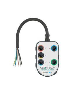Kewtech KEW3PH 415V 3 Phase Adaptor