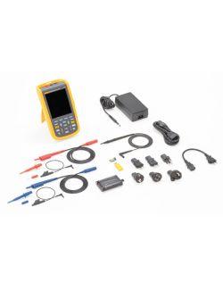 Fluke 123B UK Industrial ScopeMeter Hand Held Oscilloscope (20 MHz)